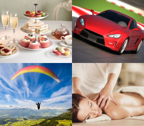 £50 Amber Collection Virgin Experience voucher  sweepstakes