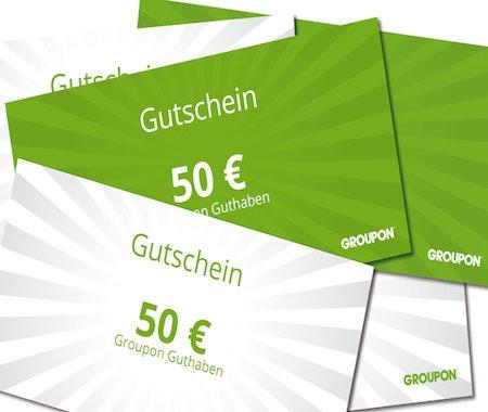 Groupon-Guthaben zu gewinnen Gewinnspiel