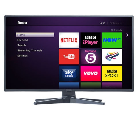 1080p LED Smart TV sweepstakes