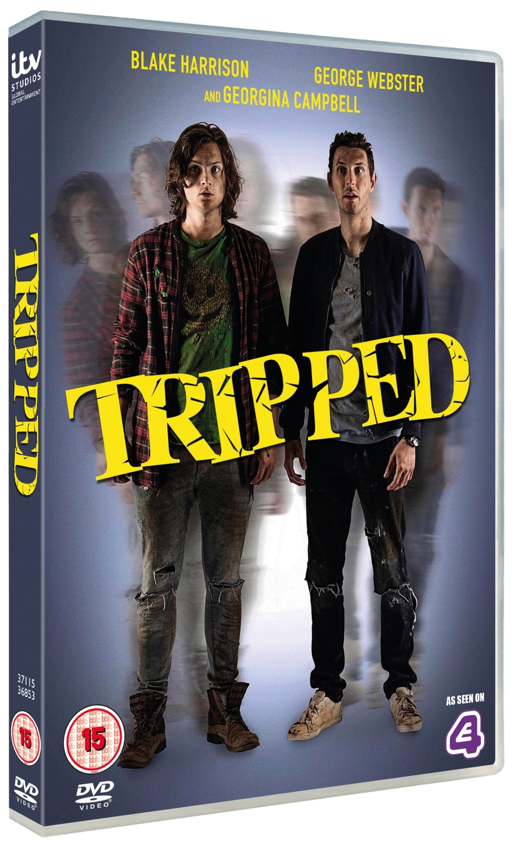 Tripped DVD sweepstakes