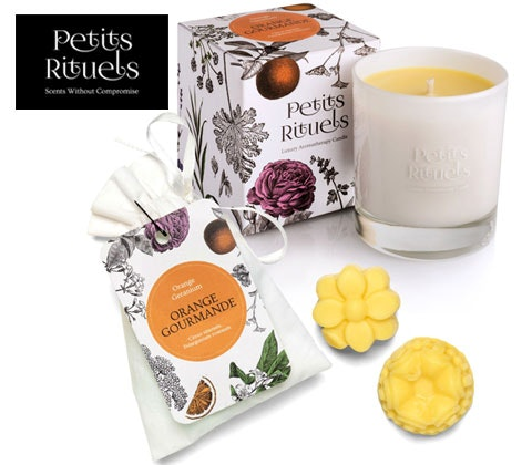 Win 6 x Orange Gourmande luxury candles & wax melts sets sweepstakes