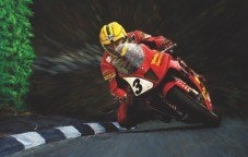 Joey Dunlop Print sweepstakes