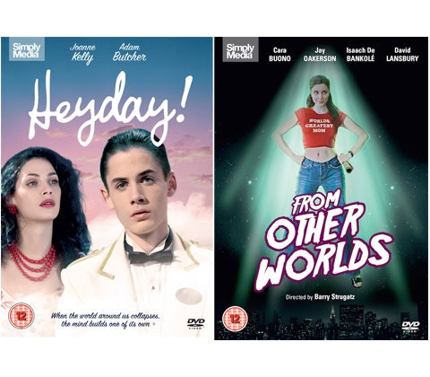 From Other Worlds and Heyday!  sweepstakes