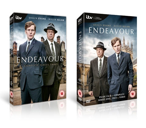 endeavour box sets sweepstakes