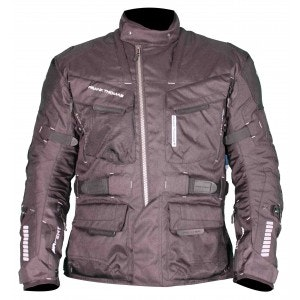 Frank Thomas FTW701 Jupiter Jacket in black sweepstakes