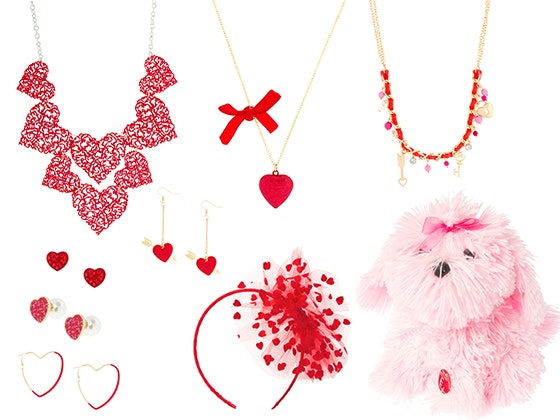 claire's valentine's gift set  sweepstakes