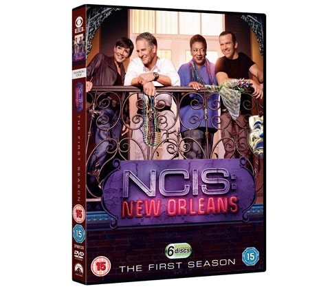 NCIS: New Orleans sweepstakes