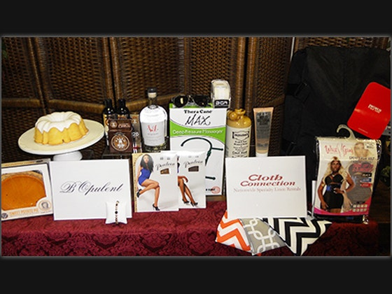 Gift Bag from the NAACP Image Awards sweepstakes