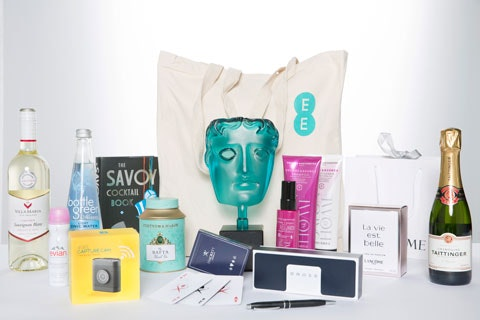 Win an exclusive British Academy Film Awards goody bag  sweepstakes