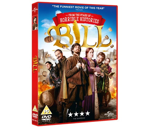 Bill DVD sweepstakes