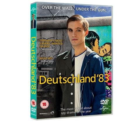 Deutschland 83 sweepstakes