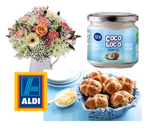 Aldi vouchers sweepstakes