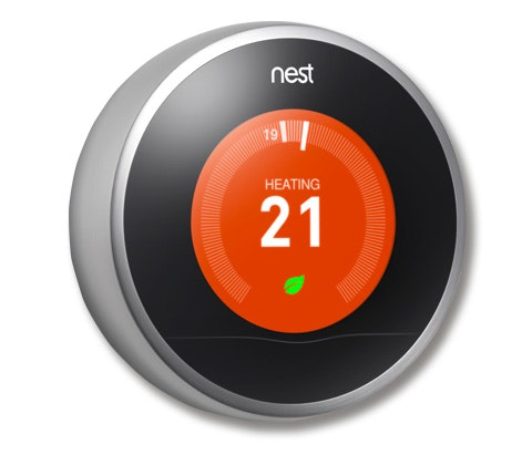 Baxi NEST Learning Thermostat and Love2Shop vouchers sweepstakes