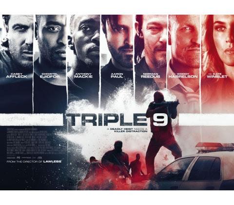 TRIPLE 9  sweepstakes