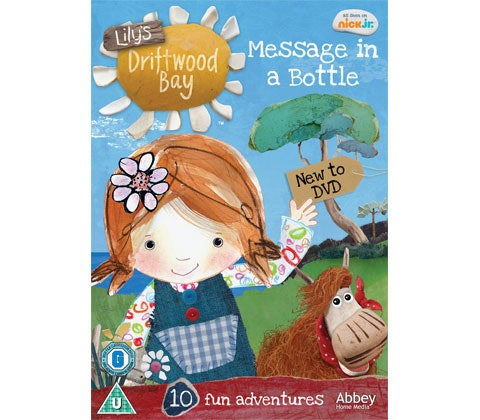 Lily's Driftwood Bay: Message in a Bottle sweepstakes