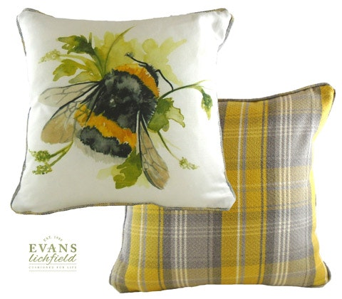 Evans Lichfield wall-art canvas and matching cushion sweepstakes