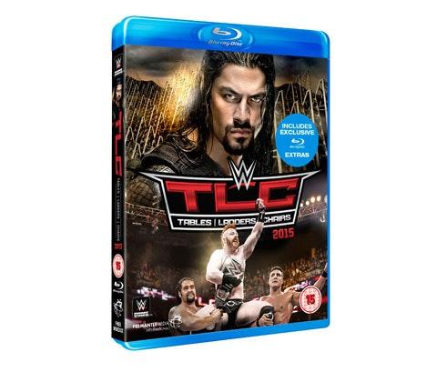 WWE - TLC 2015  sweepstakes
