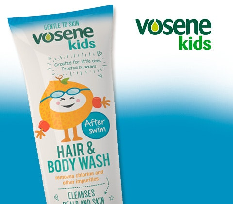 Vosene Kids sweepstakes