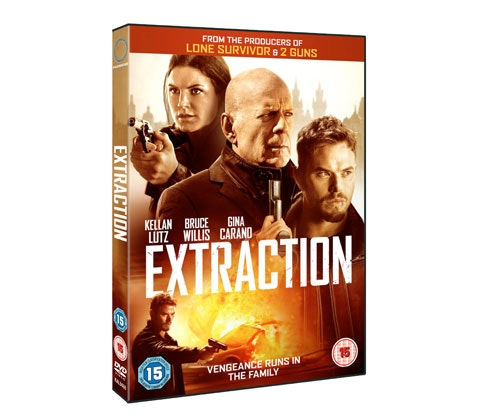 Extraction sweepstakes