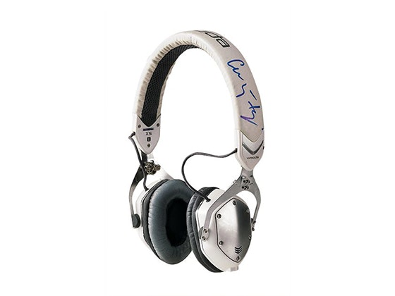 Girl Meets World signed headphones sweepstakes