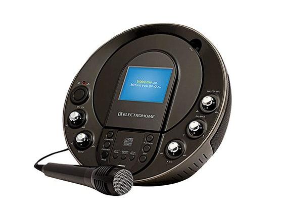 Karaoke speaker giveaway