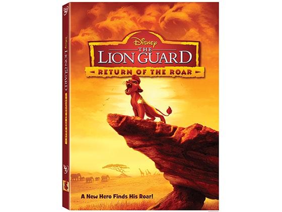Lionguard returnofthelion dvd giveaway