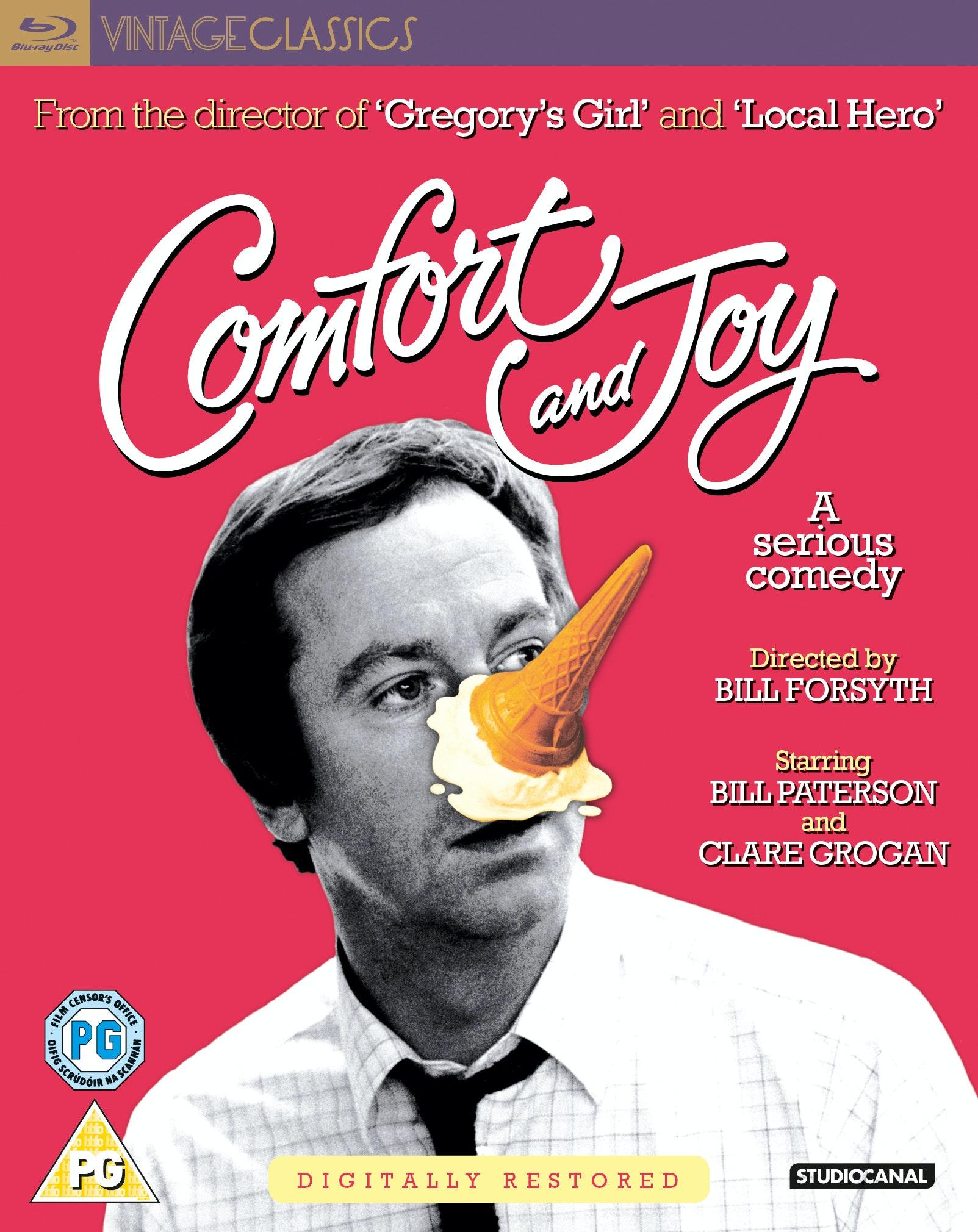 Comfort and Joy sweepstakes