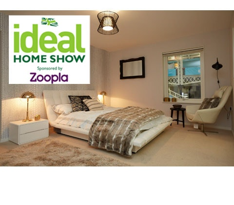 Win 10 x pairs of tickets to the Ideal Home Show  sweepstakes