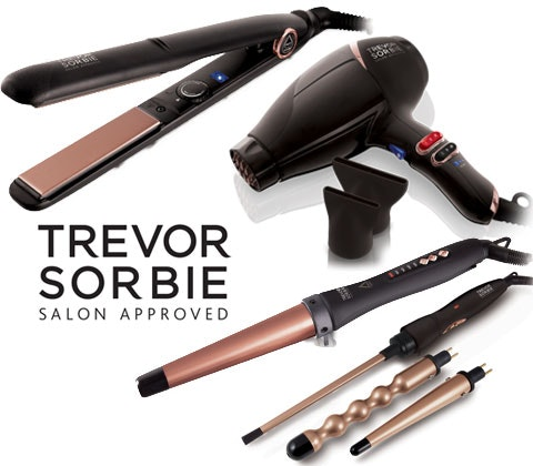 Win 2 x Set of Trevor Sorbie hair styling tools sweepstakes