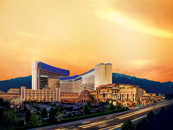 Peppermill resort spa casino giveaway 2
