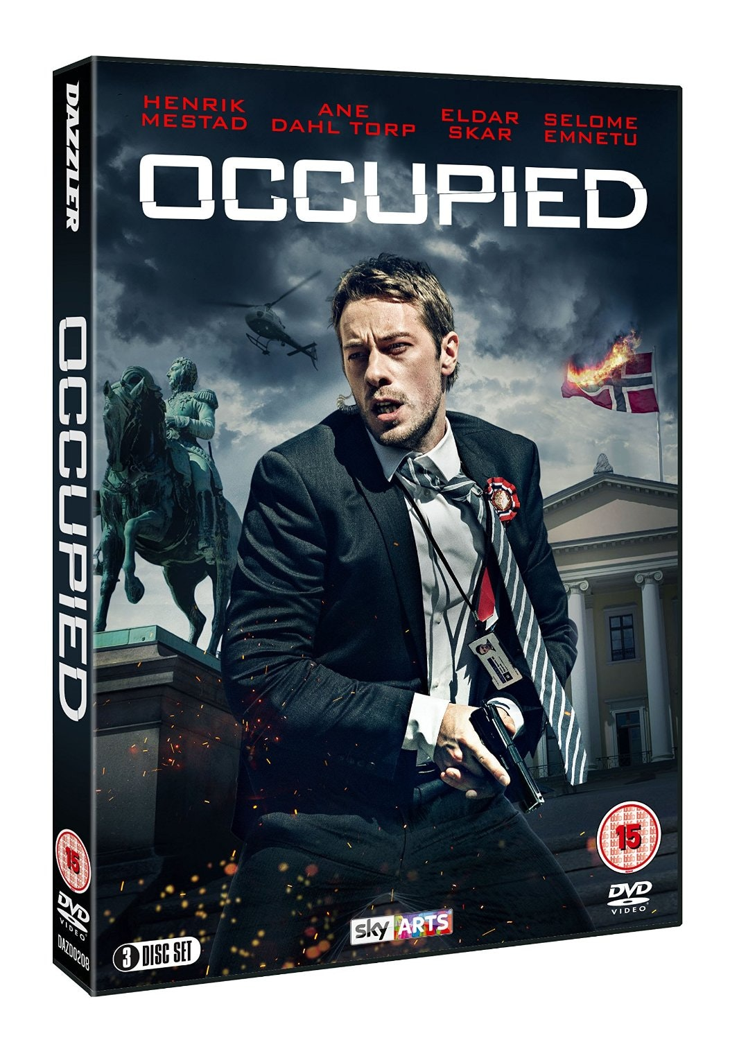 Occupied DVD sweepstakes