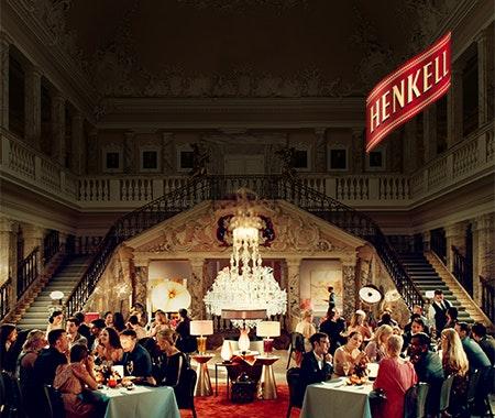 henkell gala dinner mit kolja kleeberg cosmopolitan. Black Bedroom Furniture Sets. Home Design Ideas