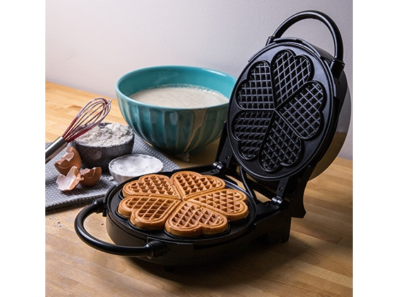 Waffle maker giveaway