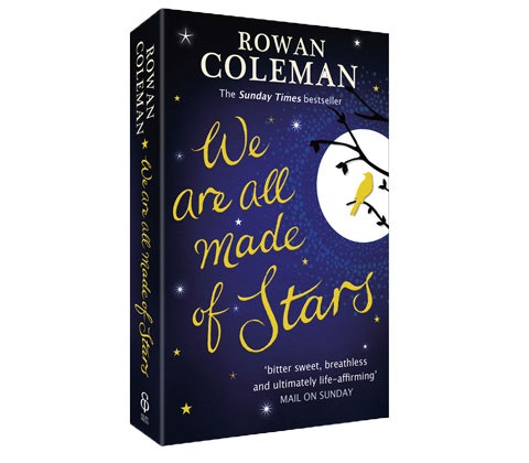 We are All Made of Stars by Rowan Coleman sweepstakes