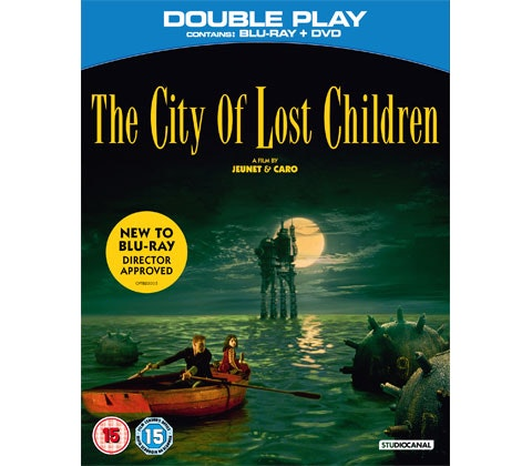 THE CITY OF LOST CHILDREN sweepstakes