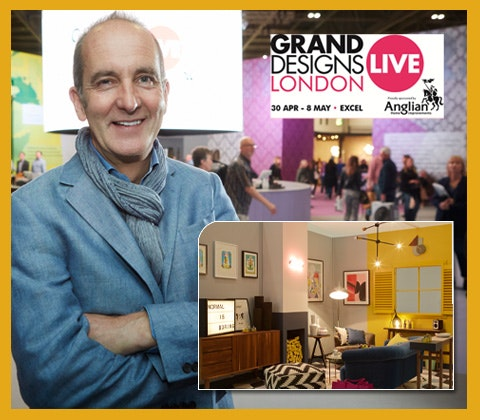Pairs of Grand Designs Live tickets sweepstakes