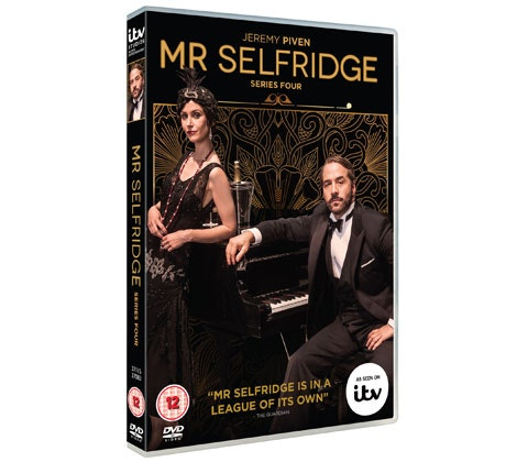 Mr Selfridge Series 4  sweepstakes