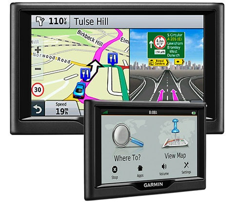 Win 3 x Garmin Nuvi sat navs sweepstakes