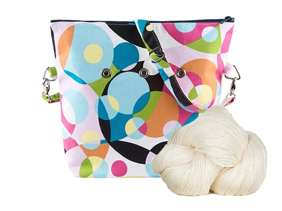 Madison mulholland knitting bag giveaway 1