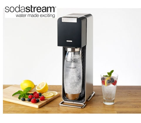 Win a  SodaStream Power  sweepstakes