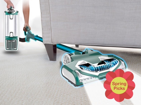 Shark vacuum giveaway spring picks 1