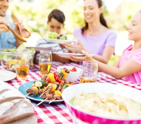 Charcoal Barbecue & a £100 Tesco voucher! sweepstakes