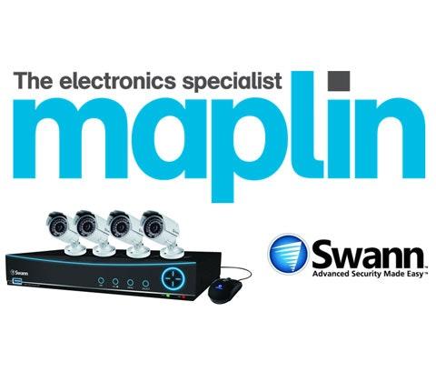 Swann CCTV kit sweepstakes