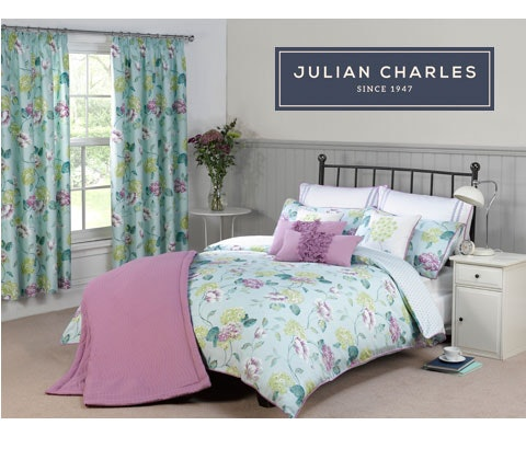 Win a Julian Charles bedroom makeover sweepstakes