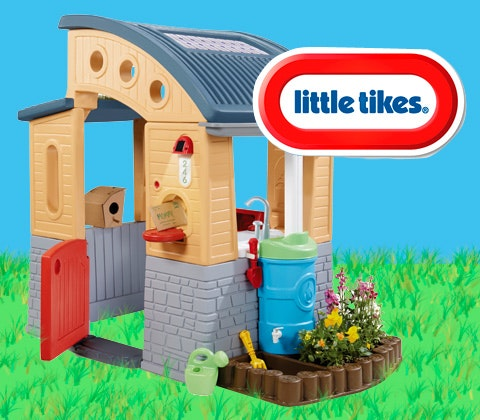 Little Tikes Go Green Playhouse sweepstakes