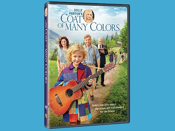 Coat of many colors giveaway