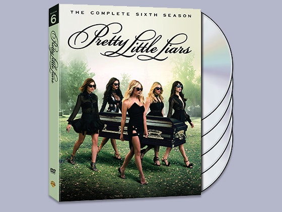 Pretty Little Liars: Season 6 on DVD sweepstakes
