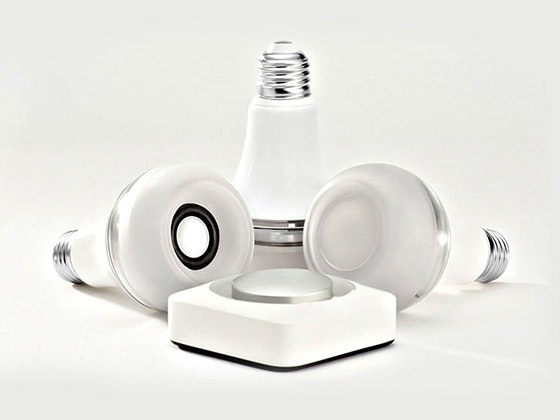 Twist speaker lightbulb giveaway