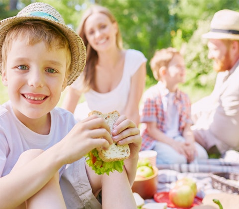 Wicker Valley Picnic Hamper sweepstakes