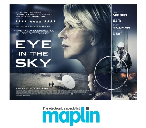 Eye In The Sky drone sweepstakes